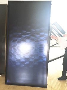 High Pressure Blue Absorption Type Solar Water Heater pictures & photos