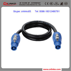 Connectors Blue Power in 3 Pole Connector with UL, CE pictures & photos
