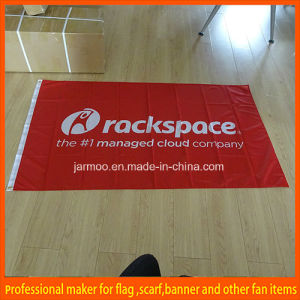 Polyester Print Custom Flag Banner with Pole pictures & photos