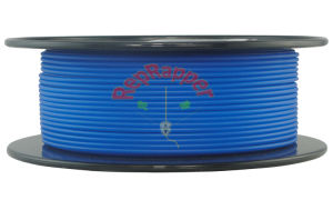 Well Coiling PLA 3.0mm Blue 3D Printing Filament