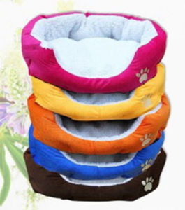 Comfortable and Convertible Pet Bed with Removable Cushion