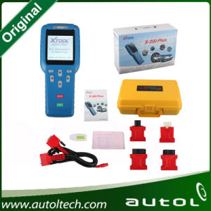 Original Xtool X300 Plus X300+ Auto Key Programmer with with Eeprom Adapter Support Special Function pictures & photos