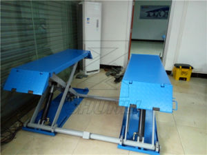 Factory Sell Low-Rise Scissor Lift pictures & photos