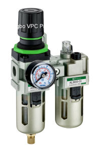 Gfc200 Gfc600 600frl Combinations Filter Regulator Lubricator Airtac Air Filter pictures & photos