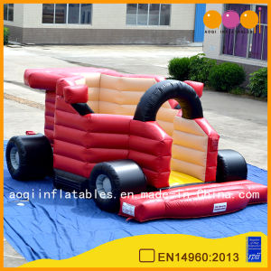 Red Car Inflatables Bouncer for Kids (AQ02293) pictures & photos