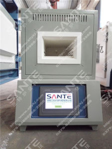 Laboratory Controlled Atmosphere Muffle Furnace up to 1200c pictures & photos