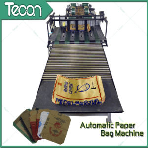 High-Tech Automatic Production Line for Valve Paper Bags pictures & photos