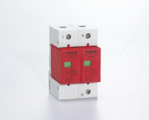 40ka SPD Lightning Protection Device pictures & photos
