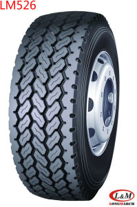 LONGMARCH Drive/Steer/Trailer Truck Tire (526) pictures & photos