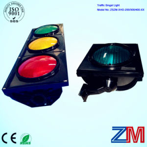 En12368 Certificated 300mm LED Traffic Signal Light with Fresnel Lens pictures & photos