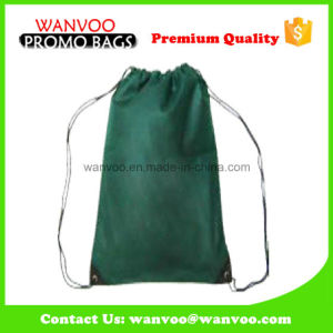 Hot Sale Polyester Drawstring Shoes Bag pictures & photos