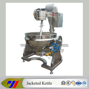 High Speed Planetary Mixer Jacketed Cooking Kettle for Food pictures & photos
