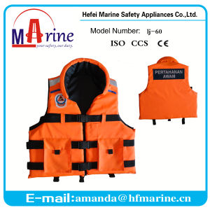 Best Quality Strong Oxford Fabric Policeman Life Jacket pictures & photos