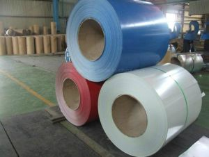 Caigang Volume Color Coated Steel Coil Painted Volume pictures & photos