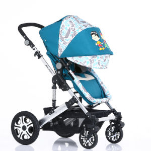 2016 New High Landscap Baby Stroller Big Wheel En1888 pictures & photos