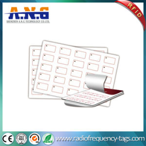 Blank 13.56MHz Passive RFID Inlay with IC Chip pictures & photos
