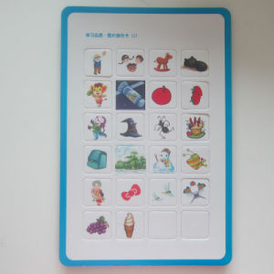 Custom Fruit Pattern Removable Fridge Magnet for Kids pictures & photos