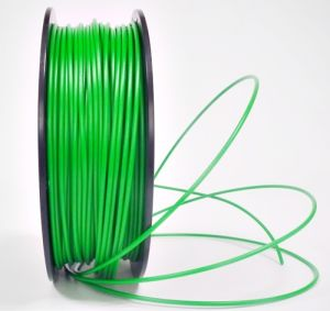2016 Popular Plastic PETG Filament for 3D Printer with SGS Approved