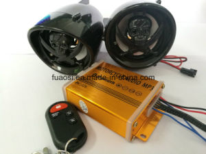 Motorcycle MP3 with Full Waterproof and Bluetooth Function