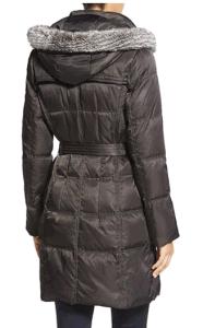 Wholesale OEM Latest Design Ladies Down Long Jacket pictures & photos