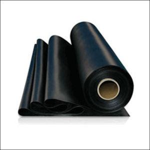 10MPa Black Viton Rubber Sheet