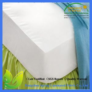 Cheap Washable Single Jersey Waterproof Mattress Protector pictures & photos