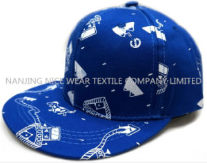 Fashion Snapback Cap with Printing