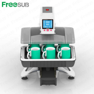 Freesub All in One Full Automatic 3D Sublimation Vacuum Heat Press Machine St-420 pictures & photos