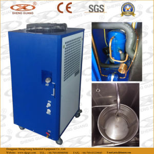 Industrial Air Cooled Chiller Use Stainless Steel Pipe pictures & photos
