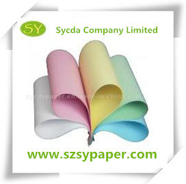 Computer Carbonless Printing Paper 50g/55g pictures & photos