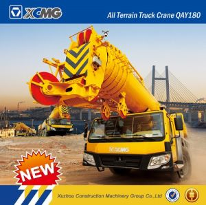 XCMG Official Manufacturer Qay180 180ton All Terrain Crane pictures & photos