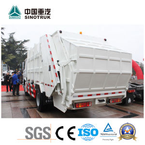 China Best Rubbish Truck with Compressor 10-15m3