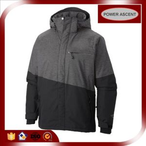 2015 Mens Contrast Color Winter Resistant Outoodr Winter Windbreaker pictures & photos