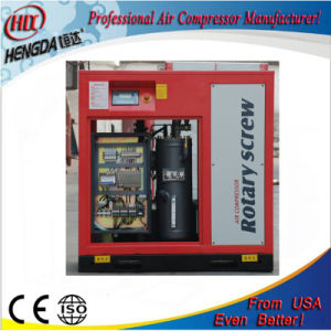 11kw 22kw Electric Rotary Screw Air Compressor pictures & photos