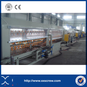 Xinxing High Efficiency HDPE Pipe Production Line pictures & photos
