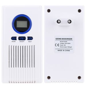 100mg/H Ozone Generator Air Sterilizer for Toilet pictures & photos