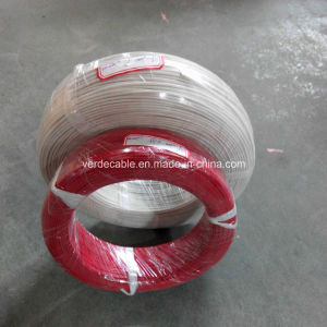 PTFE Coated Hot Resistant AWG Heating Cable pictures & photos