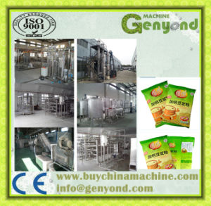Full Automatic Instant Soybean Milk Powder Processing Line pictures & photos