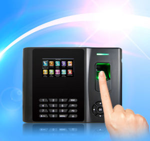 Fingerprint Time Attendance with GPRS (GT200/GPRS) pictures & photos