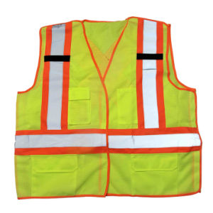 3-Layer Mesh Reflective Running Vest pictures & photos
