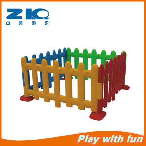 Cheap Colorful Plastic Fence for Sale pictures & photos