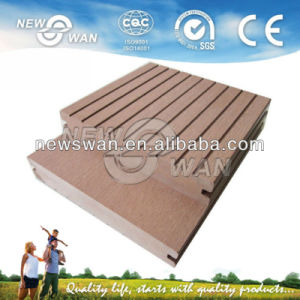 WPC Composite Decking for Sale (NWPC-016) pictures & photos