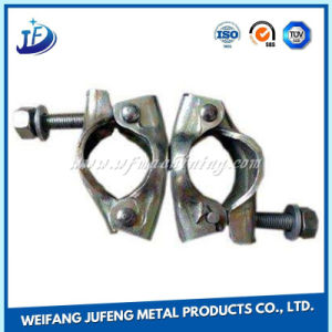 Customized Sheet Metal Stamping Buckles with Zinc Plating pictures & photos