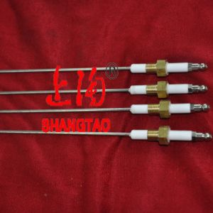 Alumina Al2O3 Ceramic Electrode Ignitor for Spark Plug pictures & photos