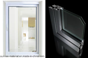 Aluminium Profile for Double Glass Window and Door pictures & photos