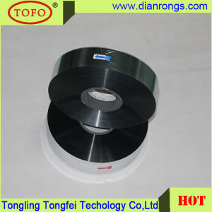 Al/Zn Heavy Edge Metallized BOPP Film with Top Quality pictures & photos