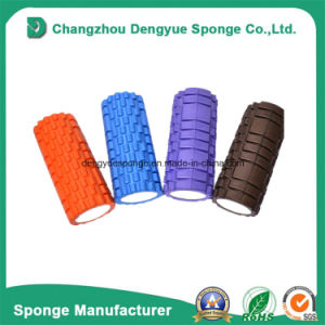 2016new Style Strip Body Smooth Grid Physio Yoga Foam Roller pictures & photos