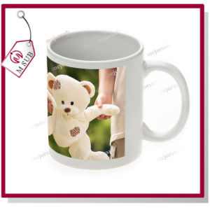 11oz Sublimation White Ceramic Firefly Mug pictures & photos