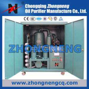 Double-Stage Vacuum Insulating Oil Purifier Machine pictures & photos