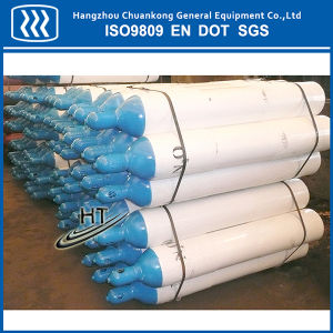 5-110L CO2 Oxygen Nitrogen Argon Seamless Steel Gas Cylinder pictures & photos